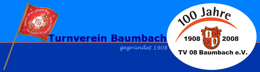 Logo TV08-Baumbach